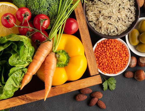 Alimentos esenciales durante la cuarentena
