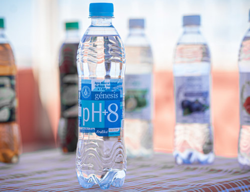 Descubrí la cualidad que hace única a nuestra agua mineralGénesis